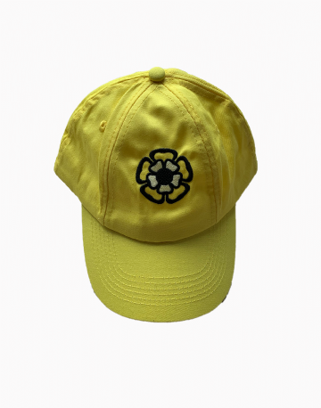 St Teresa's Infant Cap - Yellow